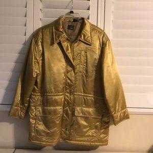 Liz Wear Women's Gold Jacket